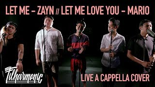 Download Lagu Let Me - Zayn: The Filharmonic (Live A Cappella Cover) Gratis STAFABAND