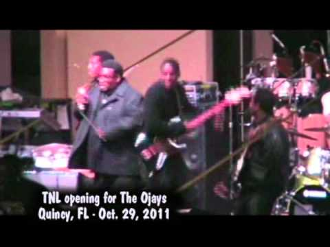 TALLAHASSEE NIGHTS LIVE OPENS UP FOR THE OJAYS IN QUINCY, FL.