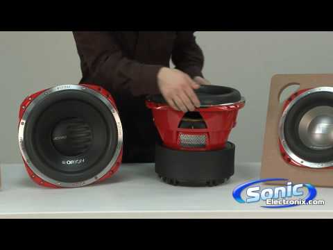 Orion HCCA Competition Subwoofers