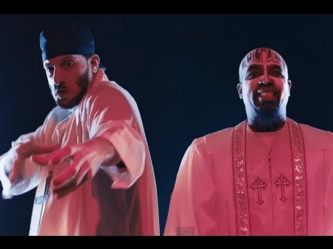R.A. The Rugged Man - Holla-Loo-Yuh (Feat. Tech N9ne & Krizz Kaliko) - Official Music Video