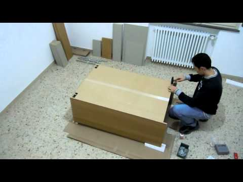 Lovesac Mattress How To Assembly - MALM (6 Drawers) Ikea | How To Make & Do Everything!