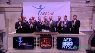 AerCap Celebrates Completion of Acquisition of International Lease Finance Corporation