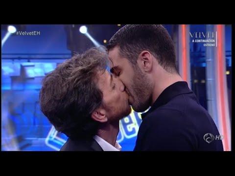 El mejor beso en los programas de Antena 3 en 2014