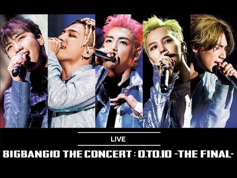 BIGBANG10 The Concert: 0.TO.10 -The Final- (Japan Ver)   OFFICIAL HQ LIVE AUDIO - Part 4