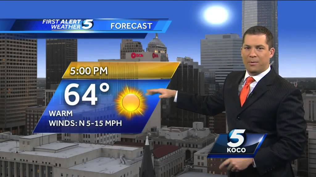 Forecast Warm Weather Continues Monday Cooler