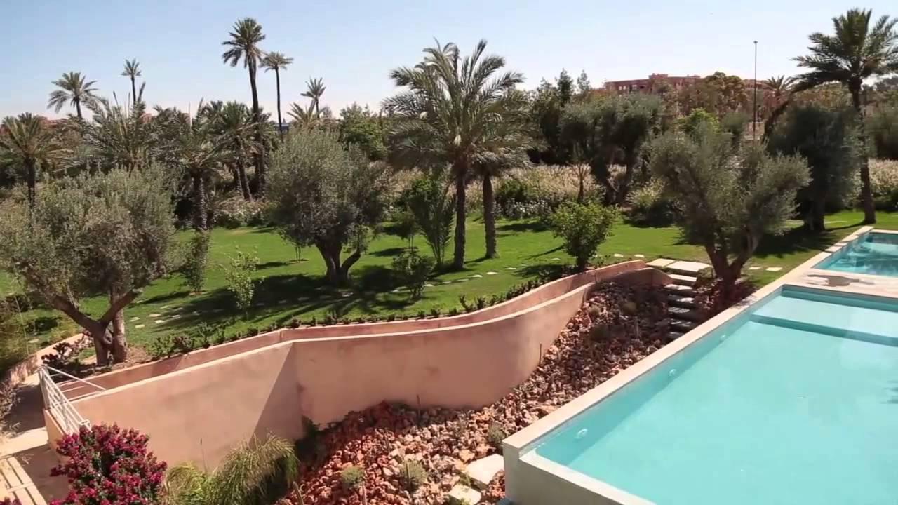 Salle De Bain Jacuzzi Maroc : Marrakech Beyt Rim – Luxury villa in morocco Sejour maroc – YouTube