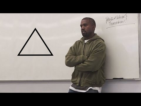 Kanye West Teaches College Class For A Day, Answers Question About Illuminati
