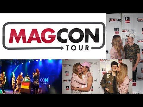 MAGCON VIP 2016 - VLOG   CLAUBAU