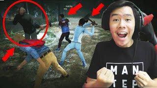 JASON MATI!?! KERJASAMA SAMA ORANG BULE ! - Friday The 13th The Game Indonesia #2