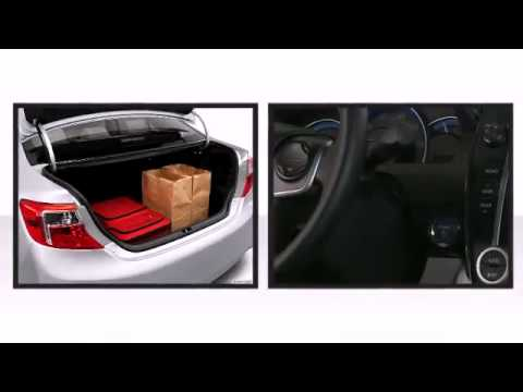 2013 Toyota Camry Video
