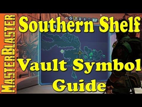 Borderlands 2 Southern Shelf Cult Of The Vault Challenge Locations
