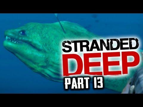 INI DIA MAKHLUK ANEH TERBESAR DI LAUTAN - Stranded Deep Indonesia #13