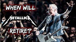 James Hetfield: When Is Metallica Going to Retire?