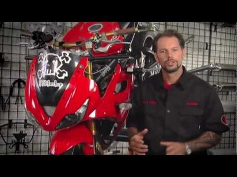 Kyle Woods Learn how to Stoppie: The Best Tire Pressure for a Stoppie aka Endo: Video Series Part 2