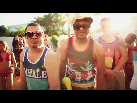 Jowell Y Randy Ft. De La Ghetto - Chulo Sin H the Pool Party video