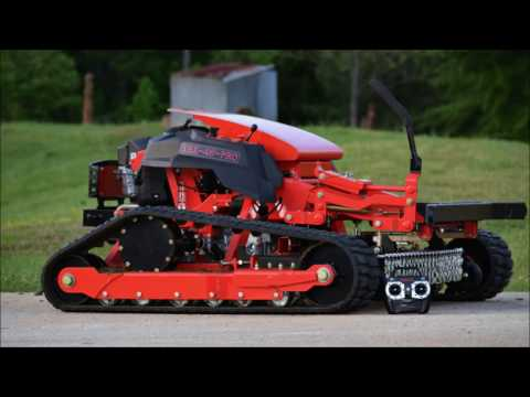 Remote Control Slope Mower - TRX-48-PRO