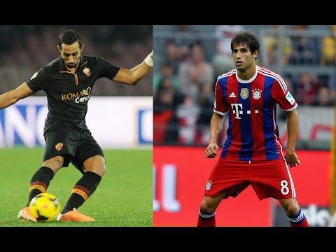 Mehdi Benatia zum FCB: Wie gut ist der Javi-Martinez-Ersatz? | FC Bayern München | AS Rom