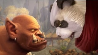 "[WoW- Mists of Pandaria - Siege of Orgrimmar Trailer ""Sed ut perspiciatis unde om] Video"