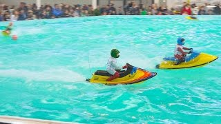 RC JET SKI RACING INCREDIBLE SPECTACLE / Faszination Modellbau Friedrichshafen 2016