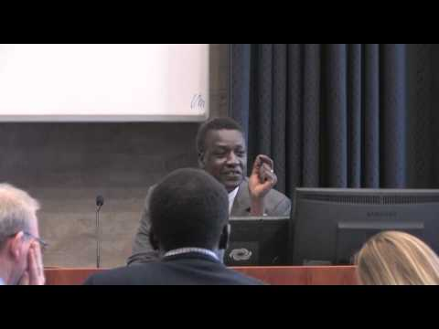 Dr. Luka Biong Deng - Building the New State of South Sudan