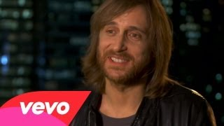 David Guetta - VEVO News Interview