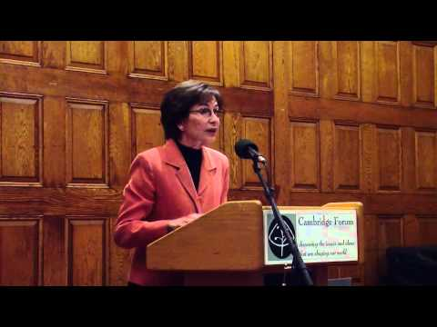 Dr. Marcia Angell - May Doctors Help You Die? Physician-assisted Suicide in Massachusetts
