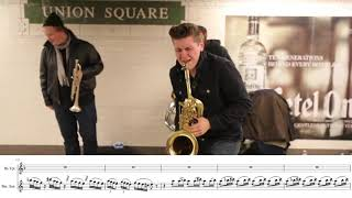 Transcription - Too Many Zooz: To The Top
