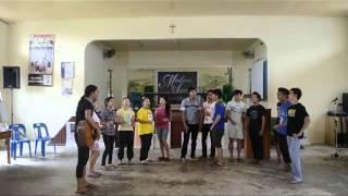 Dari Pulau Dan Benua By Choir Youth KBK Zon Bingkor