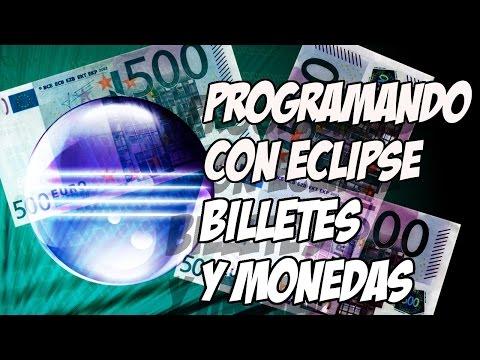 Programación Java. Billetes y monedas