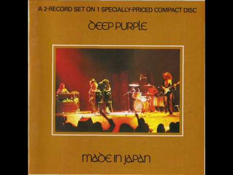 [Made in Japan - 15/Aug/72] The Mule (drum solo) - Deep Purple