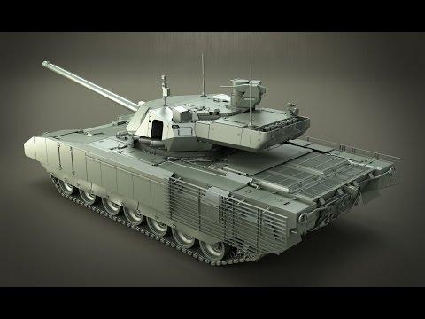 Танк Т 14 Армата