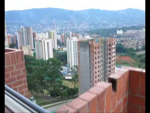 Beautiful duplex Penthouse for rent in Medellin.