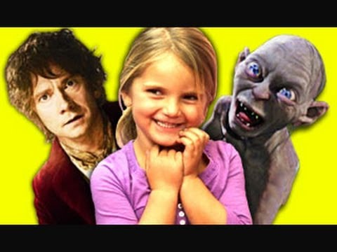 KIDS REACT TO THE HOBBIT