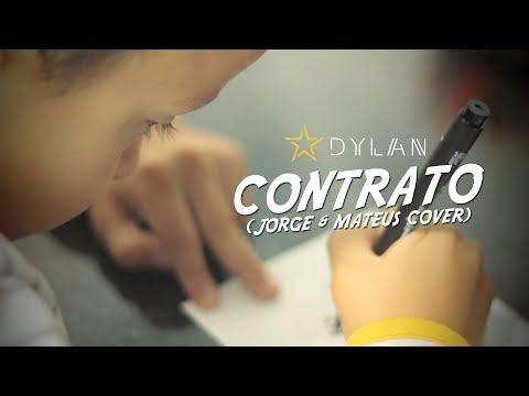 Dylan - Contrato (Jorge & Mateus Cover)