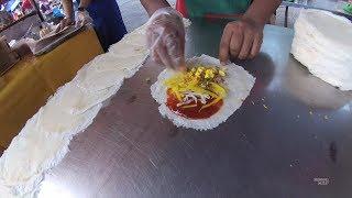 Malaysia Street Food 42 Popiah Azhar Pasar Malam Jelatek KL YDXJ0321