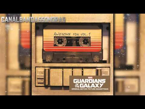 LOS GUARDIANES DE LA GALAXIA - Awesome Mix 01