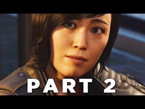 SPIDER-MAN PS4 Walkthrough Gameplay Part 2 - YURI (Marvel's Spider-Man)