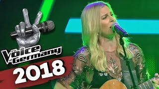 John Denver - Leaving On A Jetplane (Coby Grant) | The Voice of Germany 2018 | Blind Audition