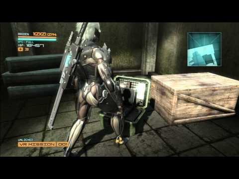 Metal Gear Rising Revengence Chapter 01 Part 1 HARD [HD]