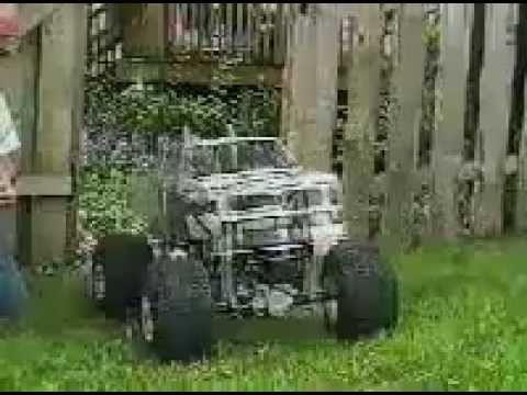 New Era Quarterscale V8 Conley Monstertruck