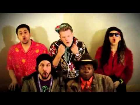 Macklemore And Ryan Lewis- Thrift Shop {accepella Cover By Pentatonix} video