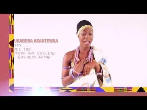 MISS BUY GHANA 2014 ( AWURABENA ASANTEWAA )