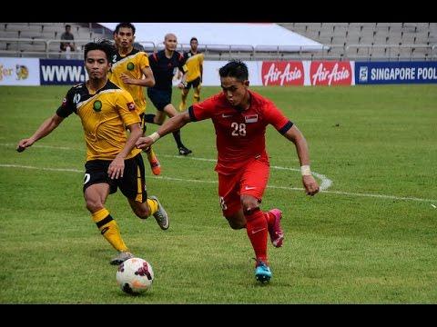 Football : International Friendly - Singapore vs Brunei (6 June 2015)