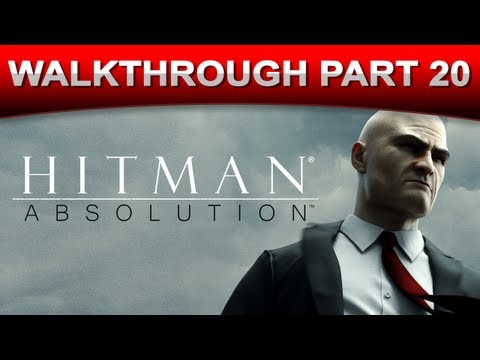 Hitman: Absolution Stealth Walkthrough Gameplay - Part 20 (HD 1080p)