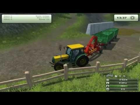 Zagrajmy w Farming Simulator 2013 na multiplayer #37 - Porz ądki na farmie.