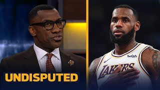 Skip and Shannon discuss if LeBron should show more respect to Luke Walton   NBA   UNDISPUTED