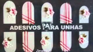 Download Flor Carga Dupla Para A Lateral Da Unha | WonDerFul-Clip