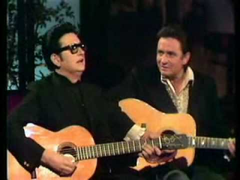 Roy Orbison & Johnny Cash
