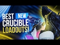 Destiny: BEST NEW WEAPON LOADOUTS! #1 (Doctrine of Passing & Trespasser)