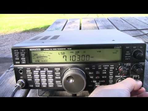 VK3VCM portable HF Amateur Radio - Christmas Eve 2010